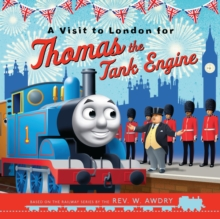 A Visit to London for Thomas the Tank Engine, Paperback Book