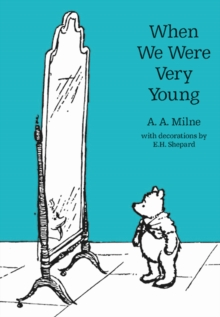 When We Were Very Young, Paperback Book