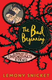 The Bad Beginning, Paperback Book