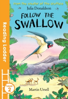 Follow the Swallow, Paperback Book