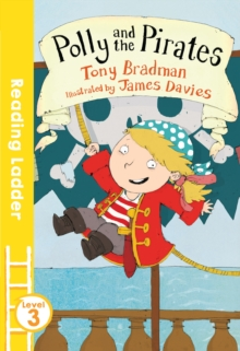 Polly and the Pirates, Paperback Book
