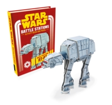 Star Wars: Battle Stations : Activity Book and Model, Novelty book Book