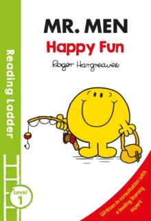 READING LADDER (LEVEL 1) Mr Men: Happy Fun, Paperback Book