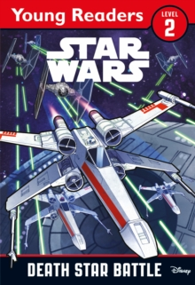 Star Wars: Death Star Battle : Star Wars Young Readers, Paperback Book