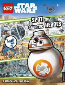 LEGO (R) Star Wars: Spot the Galactic Heroes A Search-and-Find Book, Paperback Book