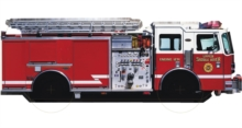Fire Engine, Board book Book