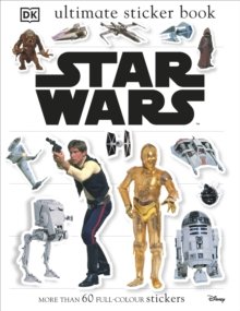 Star Wars Classic Ultimate Sticker Book, Paperback Book