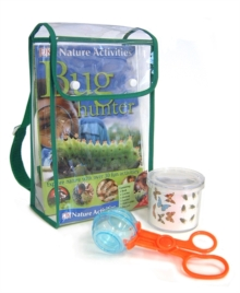 Bug Hunter, Mixed media product Book