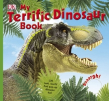 My Terrific Dinosaur Book, Hardback Book