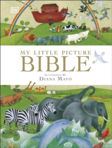My Little Picture Bible, Hardback Book