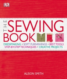 The Sewing Book, Hardback Book