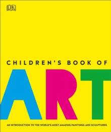 Children's Book of Art, Hardback Book
