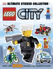 LEGO (R) City Ultimate Sticker Collection, Paperback Book