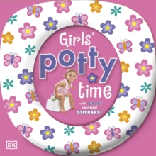 Girls' Potty Time, Board book Book