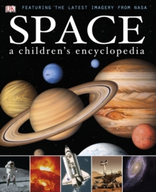 Space a Children's Encyclopedia, Hardback Book