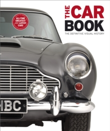 The Car Book, Hardback Book