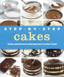 Step-by-step Cakes, Hardback Book