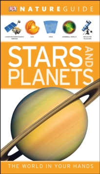 Nature Guide Stars and Planets, Paperback Book