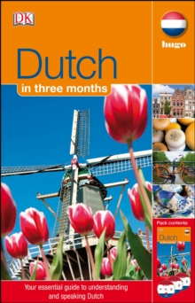 Dutch in 3 Months, Mixed media product Book