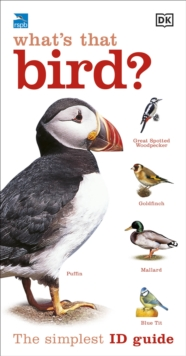 RSPB What's That Bird?, Paperback Book