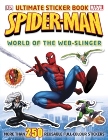 Spider-Man Ultimate Sticker Book World of the Web-slinger, Paperback Book