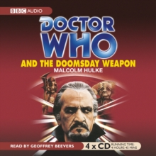 """Doctor Who"" and the Doomsday Weapon, CD-Audio Book"