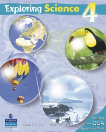 Exploring Science Pupil's Book 4, Paperback Book