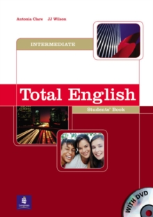 Total English Intermediate Student's Book, Mixed media product Book