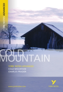 Cold Mountain: York Notes Advanced, Paperback Book