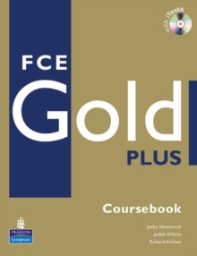 FCE Gold Plus Coursebook and CD-ROM Pack, Mixed media product Book