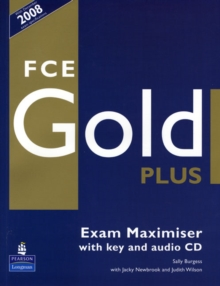 FCE Gold Plus Maximiser, Mixed media product Book