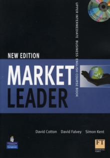 Market Leader Upper Intermediate Coursebook/Class CD/Multi-Rom Pack, Mixed media product Book