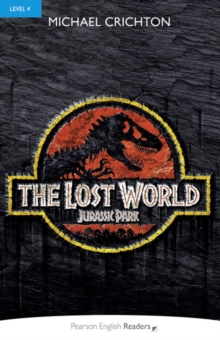 """The Lost World"" : Jurassic Park Level 4, Paperback Book"