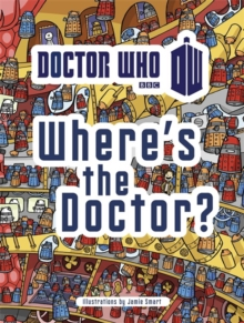 Doctor Who: Where's The Doctor?, Paperback Book