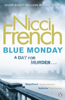 Blue Monday : A Frieda Klein Novel (1), Paperback Book