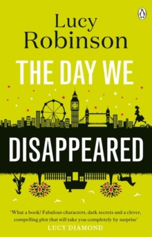 The Day We Disappeared, Paperback Book