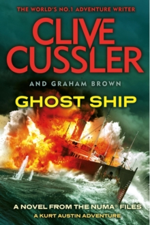 Ghost Ship : NUMA Files #12, Paperback Book