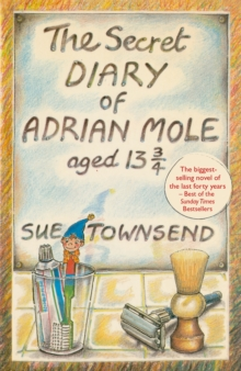 The Secret Diary of Adrian Mole Aged 13 3/4, Paperback Book