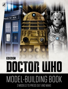 Doctor Who: The Model-Building Book, Paperback Book