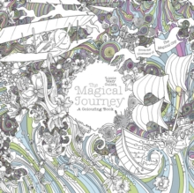 The Magical Journey : A Colouring Book, Paperback Book