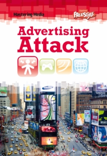 Advertising Attack, Hardback Book