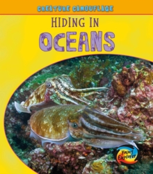 Hiding in Oceans, Paperback Book