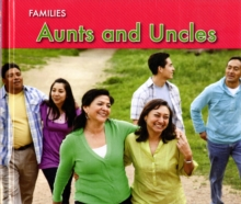 Aunts and Uncles, Hardback Book
