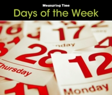 Days of the Week, Paperback Book
