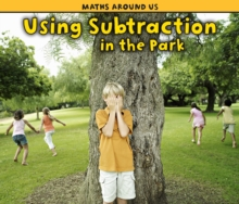Using Subtraction at the Park, Paperback Book