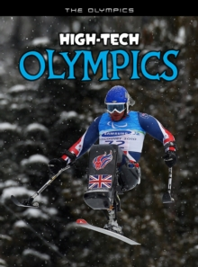 High-Tech Olympics, Hardback Book