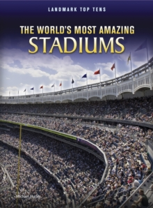 The World's Most Amazing Stadiums, Paperback Book