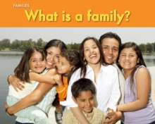 What is a Family?, Paperback Book