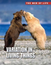 Variation in Living Things, Paperback Book