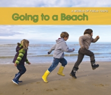 Going to a Beach, Hardback Book